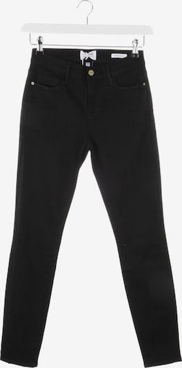 Frame Jeans in 26 in schwarz, Produktansicht