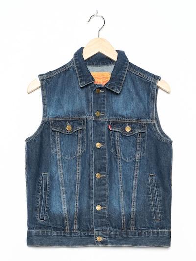 LEVI'S Jeansweste in M in blue denim, Produktansicht