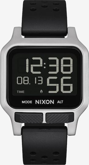 Nixon Digitaluhr in schwarz / silber, Produktansicht