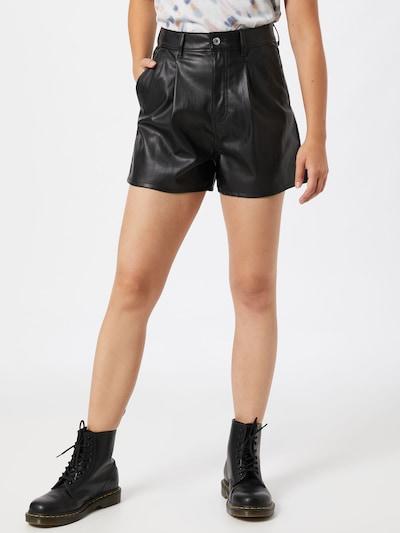 LEVI'S Hose in schwarz, Modelansicht