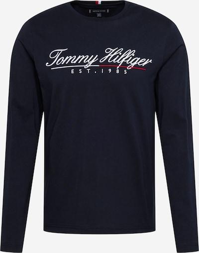 TOMMY HILFIGER Tričko - noční modrá / červená / bílá, Produkt