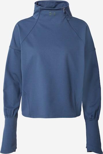 UNDER ARMOUR T-shirt fonctionnel 'Rush' en bleu-gris, Vue avec produit