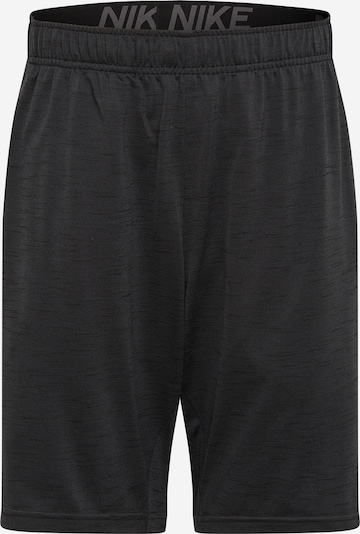 NIKE Pantalon de sport en anthracite, Vue avec produit