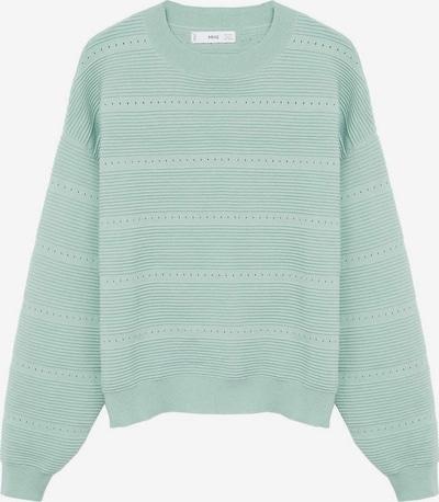MANGO Pulover | neonsko zelena barva, Prikaz izdelka