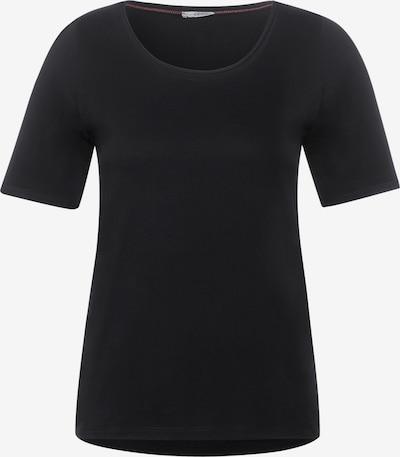 CECIL T-Shirt in schwarz, Produktansicht
