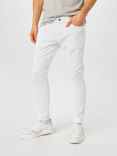 HOLLISTER Jeans in weiß, Modelansicht