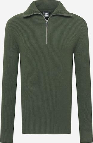 STRELLSON Pullover 'Arlan' in Grün