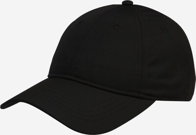 LACOSTE Casquette en noir, Vue avec produit