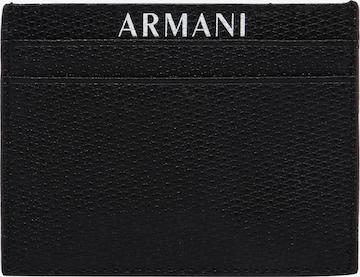 ARMANI EXCHANGE Etui i svart