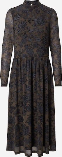 Esprit Collection Kleita, krāsa - brūns / pelēks / melns, Preces skats