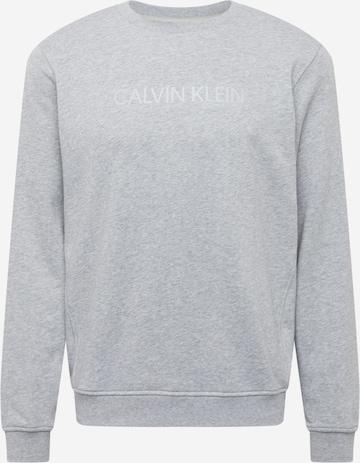 Calvin Klein Performance Spordidressipluusid, värv hall