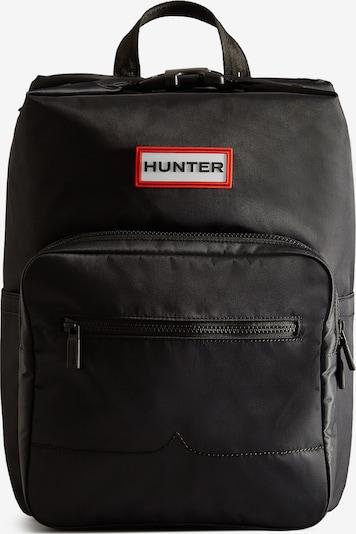 HUNTER Раница 'PIONEER' в черно, Преглед на продукта