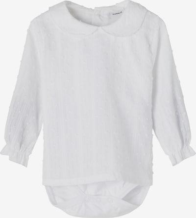 NAME IT Body 'Nella' in weiß, Produktansicht