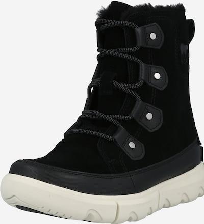 Bocanci de zăpadă 'JOAN' SOREL pe negru, Vizualizare produs