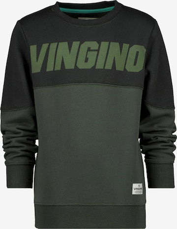 VINGINO Sweatshirt 'NARDO' in Green