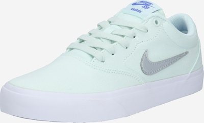 Nike SB Sneakers low 'Charge' in mint / silver, Item view