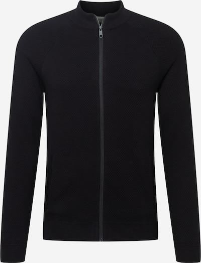 ESPRIT Strickjacke in schwarz, Produktansicht