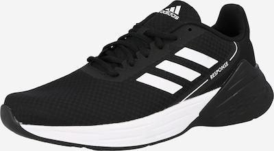 Sneaker de alergat 'RESPONSE' ADIDAS PERFORMANCE pe negru / alb, Vizualizare produs