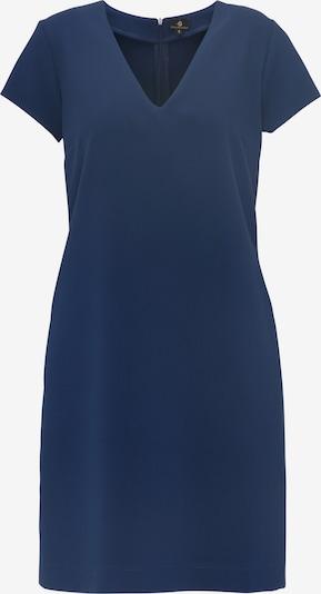 DreiMaster Klassik Robe fourreau en bleu foncé, Vue avec produit