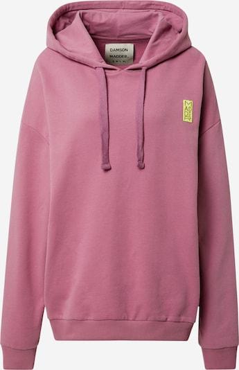 Felpa Damson Madder di colore rosa antico, Visualizzazione prodotti