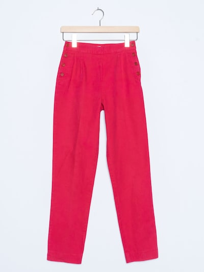 Camaïeu Jeans in 26/28 in dunkelpink, Produktansicht