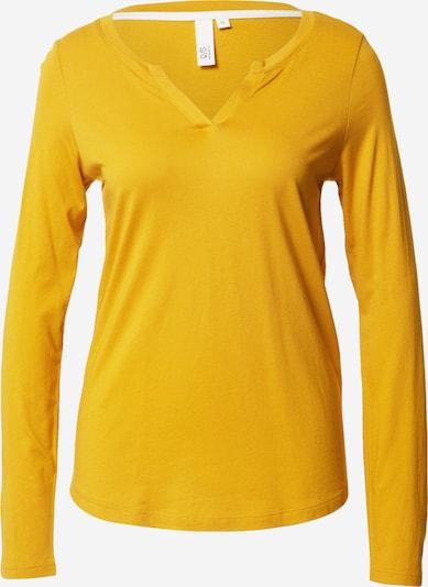 Q/S designed by Shirt in gelb, Produktansicht