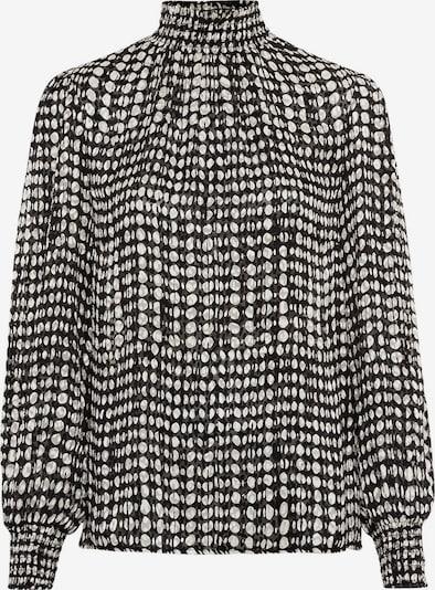 HALLHUBER Bluse in schwarz, Produktansicht