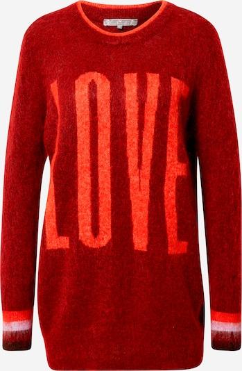 LIEBLINGSSTÜCK Pulover 'Gaby' | temno rdeča barva, Prikaz izdelka