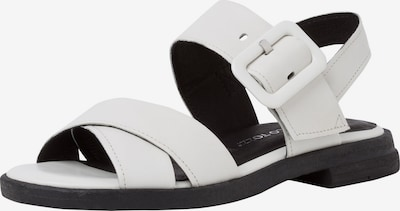MARCO TOZZI Sandaal in de kleur Wit, Productweergave