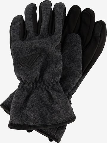 Zanier Handschuhe 'HALLSTATT' in Grau