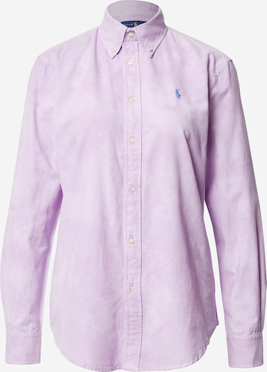 POLO RALPH LAUREN Blouse in de kleur Lila, Productweergave