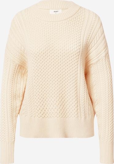 OBJECT Pullover 'Tenna' in creme, Produktansicht