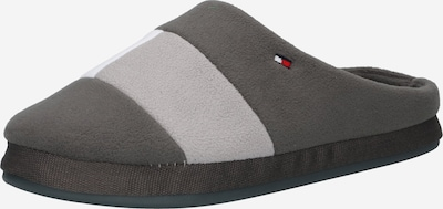 TOMMY HILFIGER Slipper in Grey / Light grey, Item view