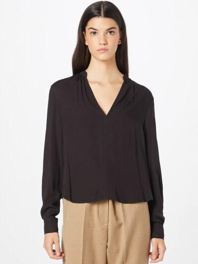 GUESS Bluse 'SIENNA' in schwarz, Modelansicht