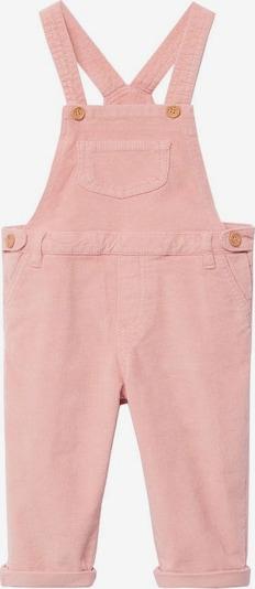 MANGO KIDS Latzhose 'Ursulap' in rosa, Produktansicht