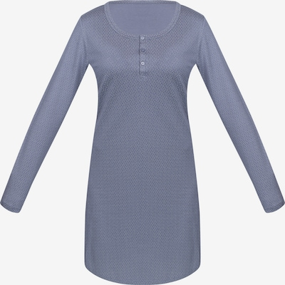 sassa Nachthemd EXCLUSIVE AUTUMN in grau, Produktansicht
