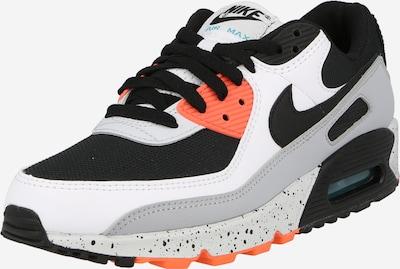 narancs / fekete / fehér Nike Sportswear Rövid szárú edzőcipők, Termék nézet