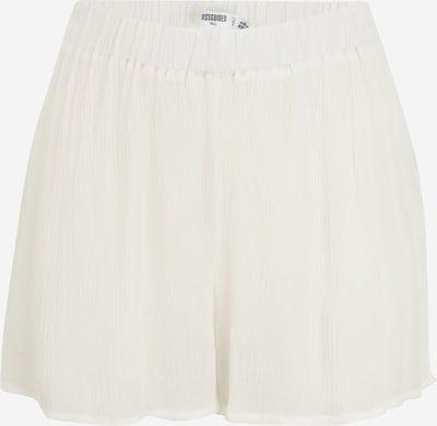 Missguided Tall Hose in weiß, Produktansicht
