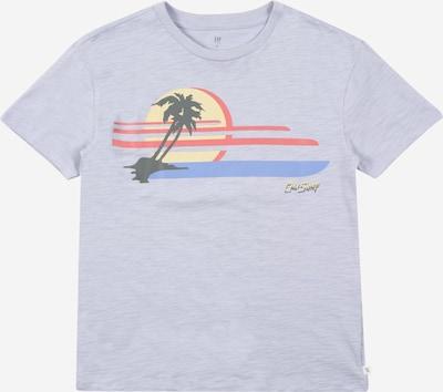 GAP Tričko - dymovo modrá / zmiešané farby, Produkt