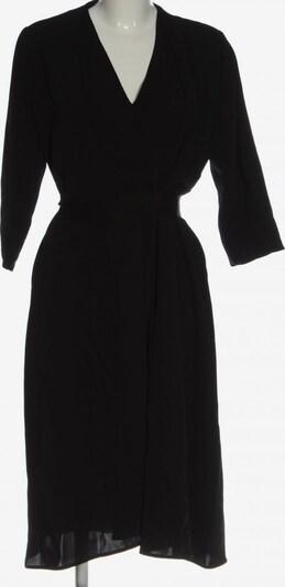 MANGO Kurzarmkleid in L in schwarz, Produktansicht