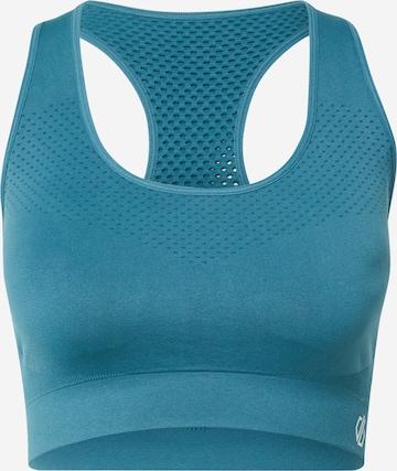 DARE2B Biustonosz sportowy 'Dont Sweat It II' w kolorze niebieski