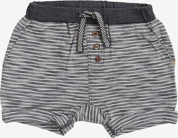 People Wear Organic Shorts in Grau