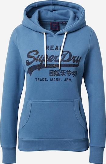 Superdry Sweatshirt 'RISING SUN' in de kleur Navy / Smoky blue, Productweergave