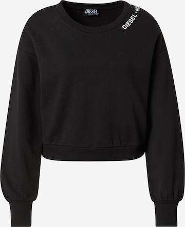 DIESEL Sweatshirt in Black