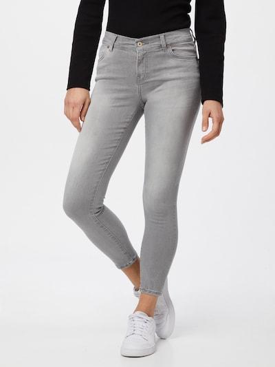 LTB Jeans 'Lonia' in de kleur Rookgrijs / Lichtgrijs, Modelweergave