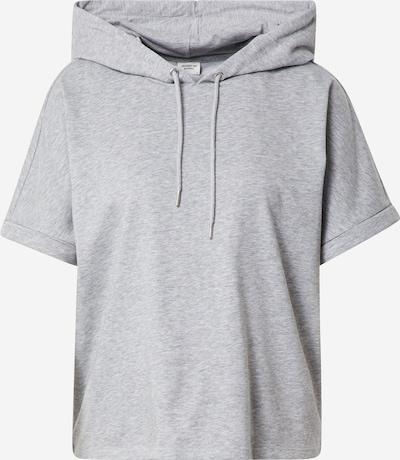 JDY Sweatshirt 'CINDI' in mottled grey, Item view