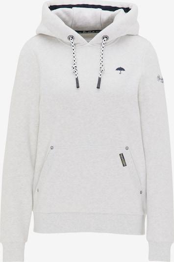 Schmuddelwedda Pullover in weiß, Produktansicht