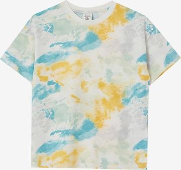 DeFacto T-Shirt in Beige