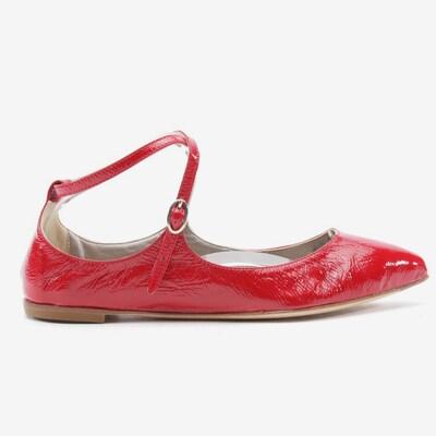 Attilio Giusti Leombruni Flats & Loafers in 36 in Red, Item view
