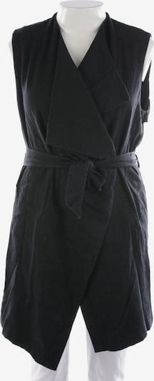 All Saints Spitalfields Weste in XL in schwarz, Produktansicht